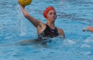 Georgia Tomasik Berkeley Water Polo