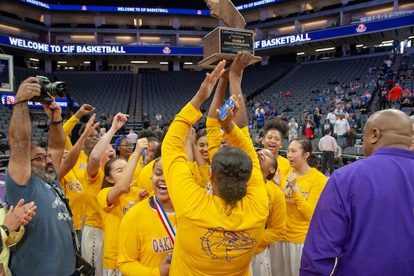 Preseason Girls Basketball, Rankings, Oakland Tech