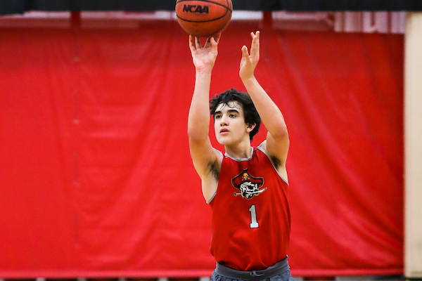 Isa Silva, Jesuit Basketball