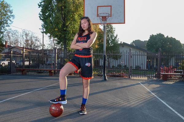 St. Joseph girls basketball, Malia Mastora