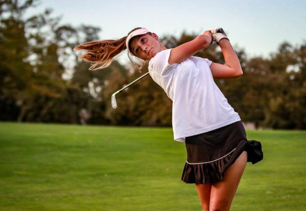 ELLIE BUSHNELL Granite Bay,Golf, Freshman