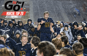 NorCal Football Rankings, Oak Ridge
