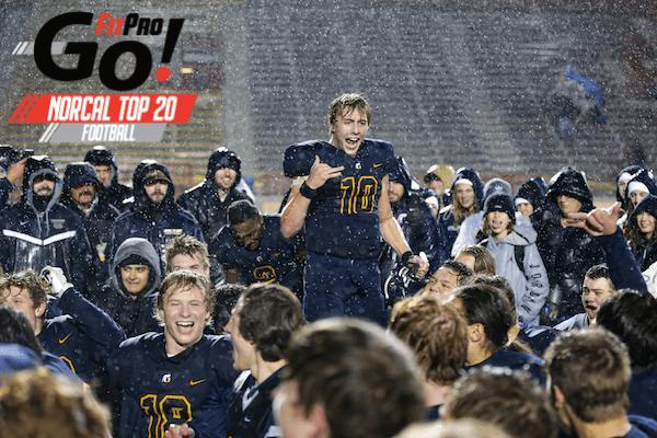 NorCal Football Rankings, Oak Ridge